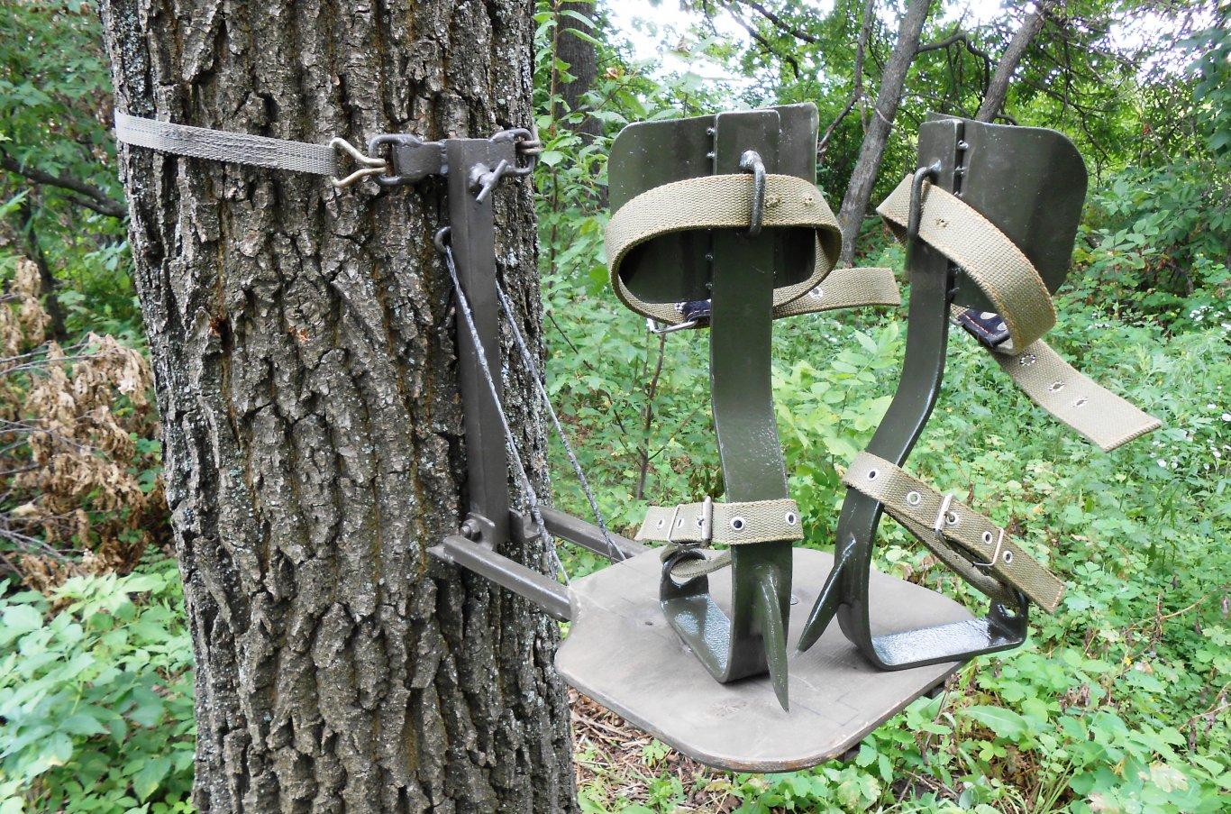Когти для дерева своими руками 48