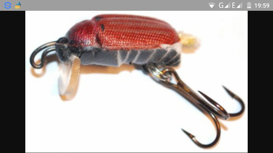 Воблер жук своими руками 53